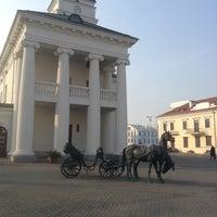 Снимок сделан в Площадь Свободы пользователем Ruslan K. 11/11/2014