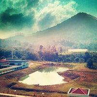 Photo taken at Universiti Malaysia Kelantan (UMK) by Lee Z. on 3/7/2013