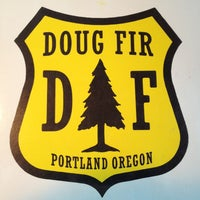 Photo taken at Doug Fir Lounge by Marnie S. on 6/10/2013