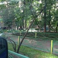 Photo taken at скверик на ул. Бирюзова by Herman S. on 7/25/2013