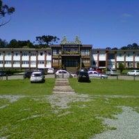 Foto tirada no(a) Hotel Fazenda Pampas da Serra por Correr pelo Mundo em 10/13/2012