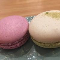 8/22/2018 tarihinde Dékány P.ziyaretçi tarafından Chez Dodo - Artisan Macarons & Café'de çekilen fotoğraf