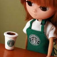 Photo taken at Starbucks by Ella G. on 3/3/2014