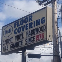 Photo taken at D&D Floor Covering Inc by R.M. F. on 3/17/2014