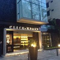 Foto tomada en Click Clack Hotel por Sergio E. el 11/13/2013