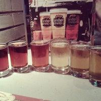 Photo taken at Sierra Madre Brewing Co. Pub by Carmen F. on 4/24/2013