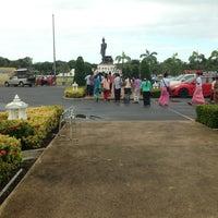 Photo taken at สำนักงานพระพุทธศาสนาแห่งชาติ by Kaew_SKB🐵รักในหลวง on 9/29/2013