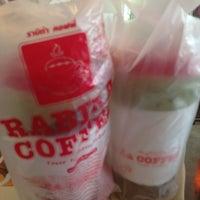 Photo taken at Rabika Coffee / ESSO หนองแขม by Kaew_SKB🐵รักในหลวง on 6/17/2013