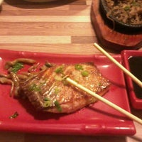Photo taken at Yamato Culinaria japonesa by Kamila M. on 4/20/2013
