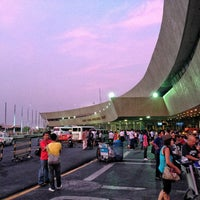 Photo taken at Ninoy Aquino International Airport (MNL) Terminal 1 by Maydee on 5/2/2013