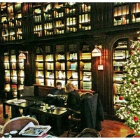 Photo taken at The Library at The NoMad by Jonathan R. on 12/16/2012