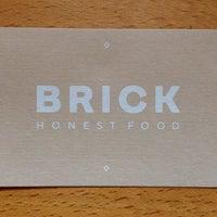 Photo taken at Brick by Tiago F. on 10/9/2014