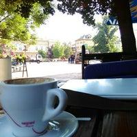 Photo taken at Gradska kafana Grand by Zeljko S. on 6/23/2016
