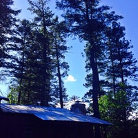 Photo taken at Cabins at Cloudcroft by Damian C. on 6/22/2014