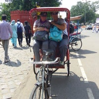 Photo taken at India Authentic Tours by Teresa B. on 3/8/2014