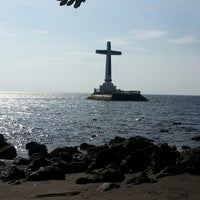 Photo taken at Sunken Cemetery Cross by Eunice P. on 6/23/2013