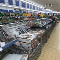 Photo taken at Lidl by Manfred L. on 1/4/2018