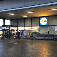Photo taken at Lidl by Manfred L. on 11/25/2017