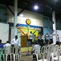 Photo taken at Fr. Louis Chauvet Center (SPU Iloilo Gymnasium) by Maki J. on 6/20/2013