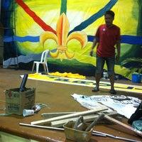 Photo taken at Fr. Louis Chauvet Center (SPU Iloilo Gymnasium) by Maki J. on 6/15/2013