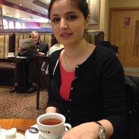Photo taken at Costa Coffee by Necla Işık D. on 5/8/2014