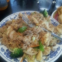 Photo taken at Ming's Restaurant by Amy O. on 5/15/2013