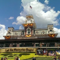 Photo taken at Magic Kingdom® Park by Alexandre F. on 8/31/2013