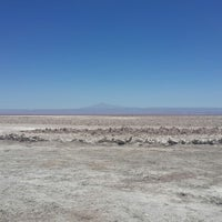 Photo taken at Salar de Atacama by Ignacio G. on 2/19/2014