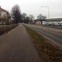 Photo taken at Mariestadsvägen by ☆ Chris ☆ on 11/18/2013