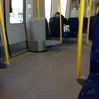 Photo taken at SL Tunnelvagn 2077 by ☆ Chris ☆ on 3/30/2013