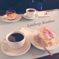 Photo taken at Lundbergs Konditori by ☆ Chris ☆ on 5/12/2014