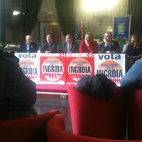 Photo taken at Provincia Pescara by Giancarlo O. on 2/11/2013