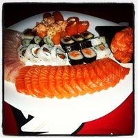 Photo taken at Kamiga Restaurante e Choperia by Gutto F. on 10/6/2012