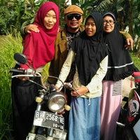 Photo taken at Lintas Sumatera (Teb.Tnggi-Medan) by Alita Arifiana A. on 7/8/2016