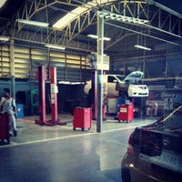 Photo taken at Siam Nissan BKK by อำนาจ ศ. on 10/5/2013