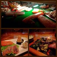 Photo taken at Sushi Ya San by Luciana C. on 7/12/2014