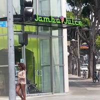Photo taken at Jamba Juice 4th St & Santa Monica Blvd by Andrew L. on 6/1/2013