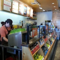 Photo taken at Jamba Juice Canoga Ave. by Andrew L. on 5/9/2013