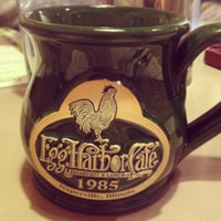 Photo taken at Egg Harbor Cafe by Colleen B. on 8/17/2013