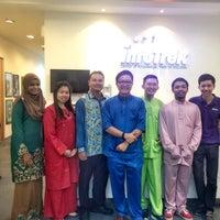 Photo taken at Info Trek by Daqing L. on 9/20/2016