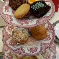 Photo taken at Adorabelle Tea Room by leiiilaaani on 1/8/2015
