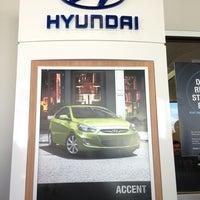 Photo taken at Hudson Hyundai by Danays R. on 3/23/2013