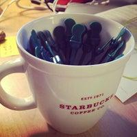 Photo taken at Starbucks by Drew E. on 3/12/2013