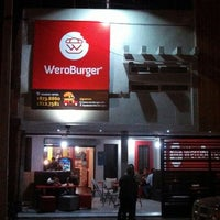 Photo taken at Wero Burger by Alo U. on 2/13/2014
