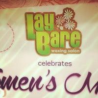 Photo taken at Lay Bare by Jasmine Joy P. on 3/10/2014
