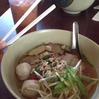 Photo taken at Hoy Ka Noodles by Emily J. on 4/27/2013