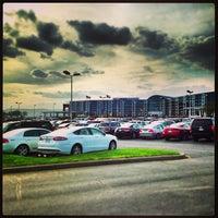 Photo taken at Roanoke-Blacksburg Regional Airport (ROA) by Evan L. on 4/11/2013
