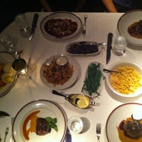 Photo taken at Chops Lobster Bar by Justin O. on 9/20/2012