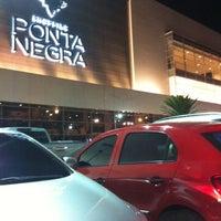 Photo taken at Shopping Ponta Negra by Anselmo P. on 8/8/2013