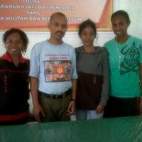 Photo taken at Balai Diklat Kependudukan dan Transmigrasi by Gabhy B. on 5/20/2013